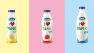 I love Kefir – modern tradition