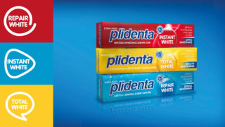 Plidenta White Dent