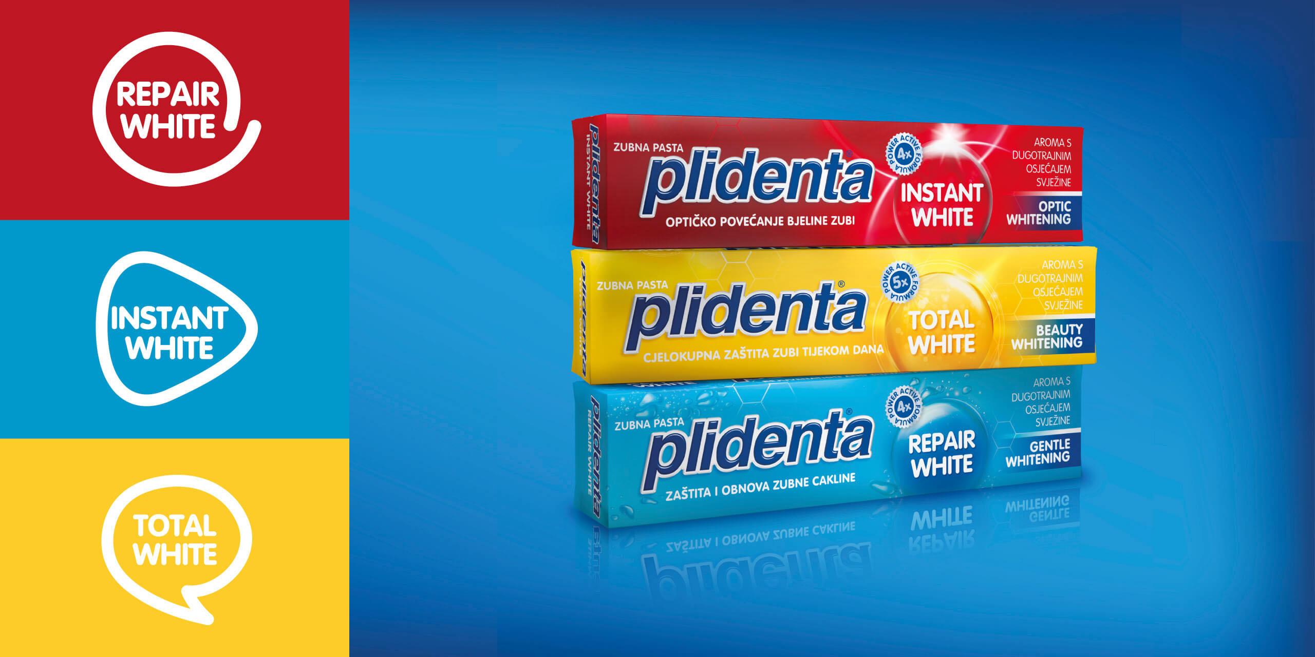 Plidenta White Dent