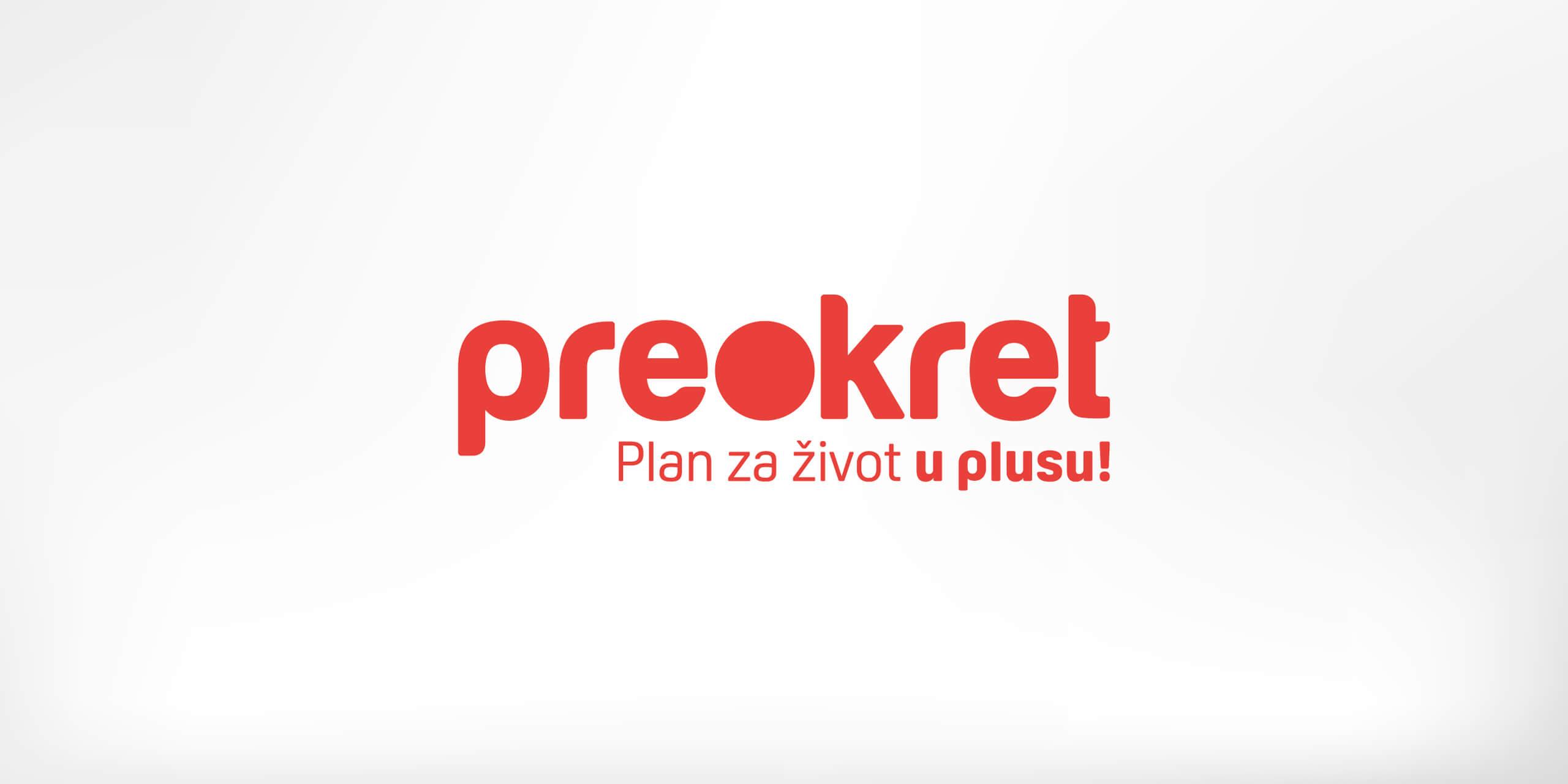 Preokret branding